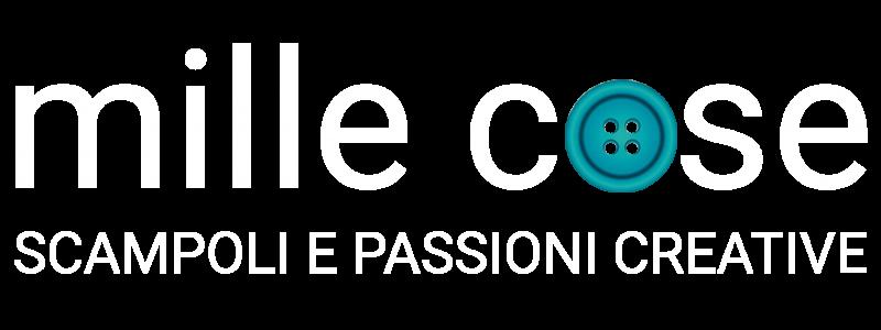 Logo MilleCose bianco